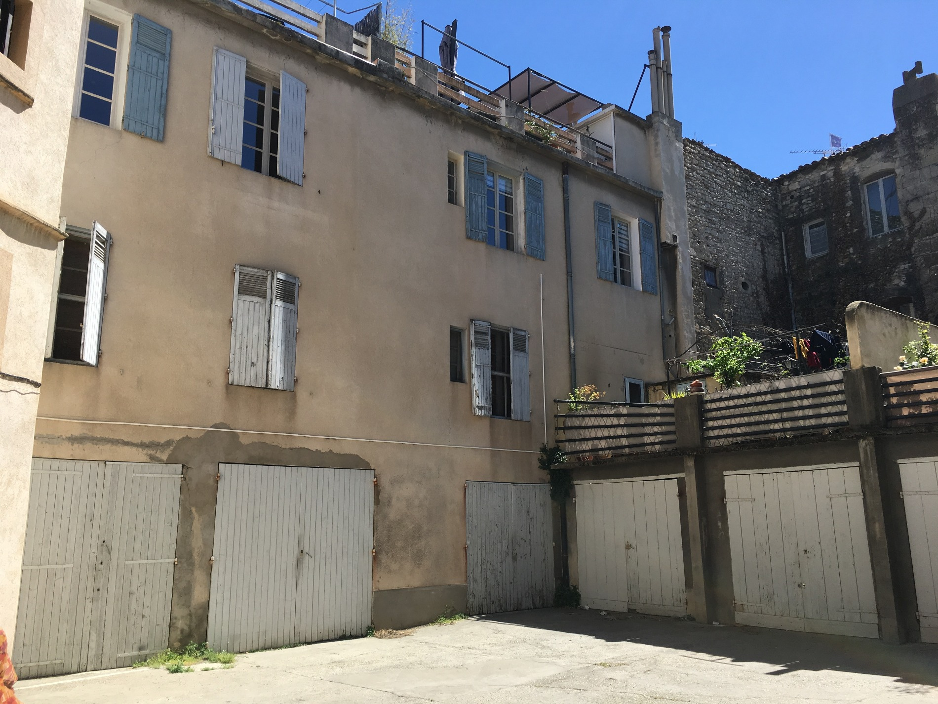 Garage Arles : vente arles garage 19 m en centre ville agence de l 39 olivier ~ Gottalentnigeria.com Avis de Voitures